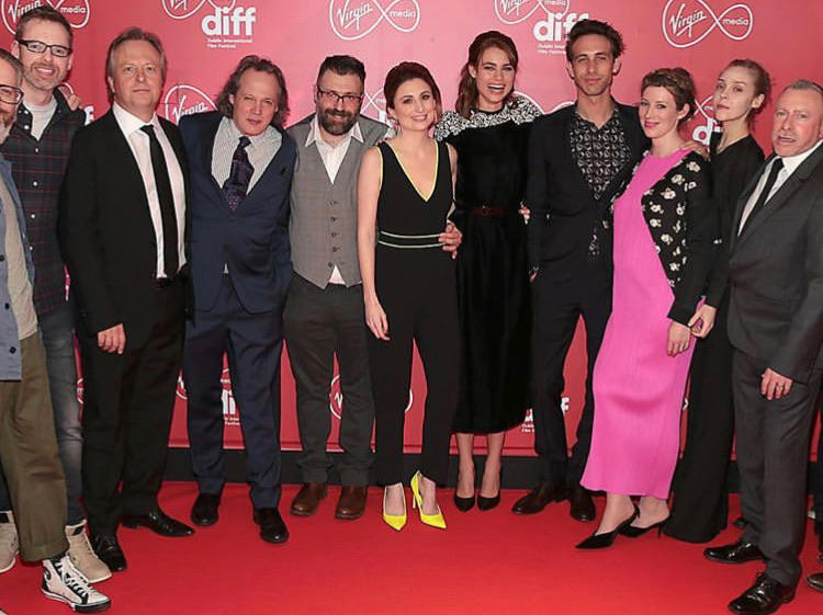 She's Missing premiere in Dublin